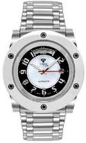 Magnum Aqua Master Men'S Automatic Watch With Skeleton Back