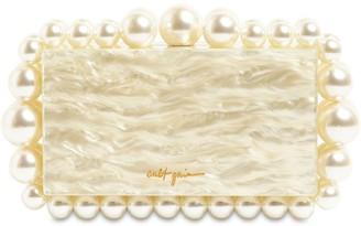 Cult Gaia Eos Acrylic Box Pouch