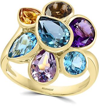 Effy 14K 6.33 Ct. Tw. Gemstone Ring