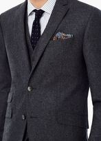 Mango Outlet Wool Suit Blazer