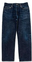A.P.C. Five-Pocket Straight-Leg Jeans