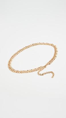 Loeffler Randall Chain Belt