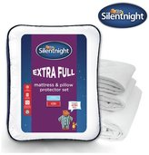 Silentnight So Full Mattress and Pillow Protector - Single