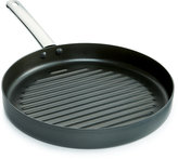 """Tools of the Trade Hard-Anodized 11"""" Round Grill Pan"""