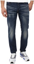 G Star G-Star - 3301 Straight Fit Jeans in Gosk Stretch Denim Medium Aged Men's Jeans