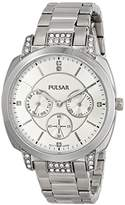 Pulsar PP6133 Stainless Steel Watch Batteries
