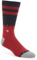 Stance Lopsided Stripe Crew Socks