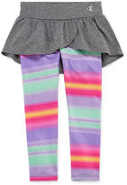 Champion Solid Knit Leggings - Toddler Girls
