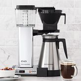 Sur La Table Technivorm® Moccamaster Coffee Maker with Thermal Carafe, Polished Silver