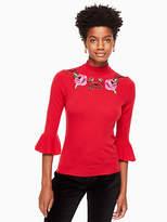 Kate Spade Blossom sweater