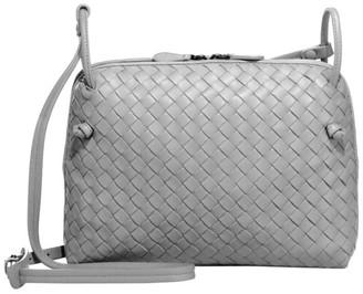 Bottega Veneta Small Nodini Leather Crossbody Bag
