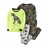Carter's Boys Long Sleeve Kids Pajama Set-Preschool