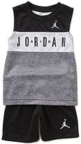 Jordan Little Boys 2T-7 AJ Micro Tank & Shorts Set