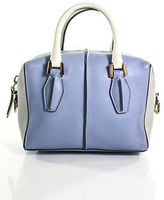 Tod's Tods D Styling Two Tone Mini Styling Satchel Handbag