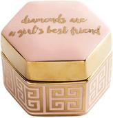 Rosanna Diamond Girl Trinket Box
