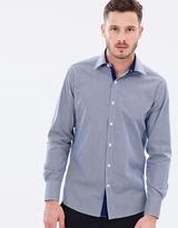 Van Heusen European Fit Gingham Shirt