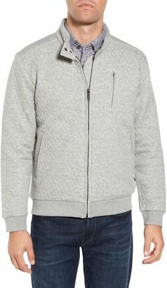 Rodd & Gunn Skipjack Pass Quilted Fleece Jacket