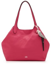 Vince Camuto Polli Leather Tote - Pink