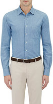 Glanshirt MEN'S DOTTED SHIRT