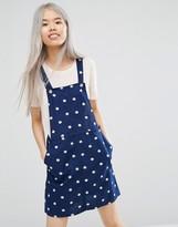 Monki Overall Dress