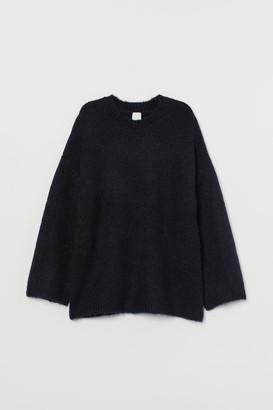 H&M Knit Sweater - Blue