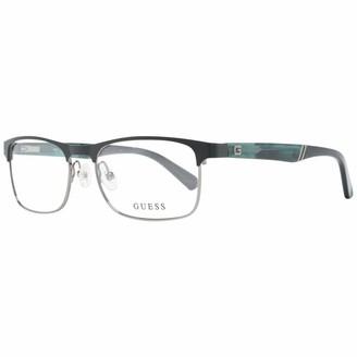 GUESS Men's Brillengestelle GU1952 001 53 Optical Frames