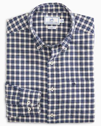 Southern Tide Cutwater Check Button Down Shirt