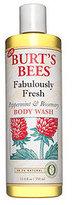 Burt's Bees Peppermint & Rosemary Body Wash, 12 fl oz