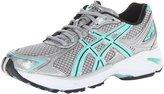 Asics Womens Gel-Fortitude 3 D Running Shoe,Lightning/Mint/Black,6 D US