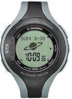 Diadora Men's Watch Digital Quartz Plastic, Di 019 01