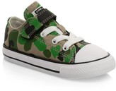 Converse Baby's and Little Kid's Chuck Taylor All Star Ox Camo Sneakers