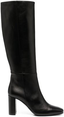 Via Roma 15 Knee-Length High Heel Boots