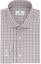 Ryan Seacrest Distinction Men's Slim-Fit Non-Iron Wine Dress Shirt, Only at Macy's