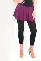 Magid Purple Circle Skirt Leggings - Plus Too