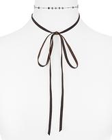 Nadri Beaded Wrap Choker Necklace, 60