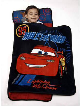 Disney Lightning McQueen Rule the Road Toddler Nap Mat Bedding