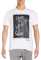 Bench The Future Modern Is Now Graphic Tee