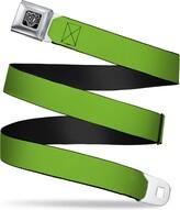Buckle-Down Seatbelt Belt 1.5 Wide 24-38 Inches in Length Bandana//Skulls Black//Silver