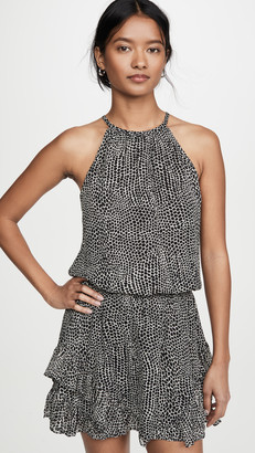Ramy Brook Printed Bitsy Dress