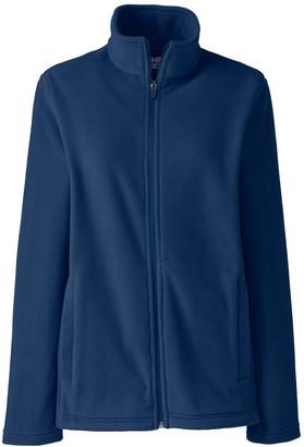 Lands' End Women's Full-Zip Fleece Jacket