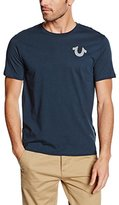True Religion Men's Crafted with Pride Short Sleeve T-Shirt