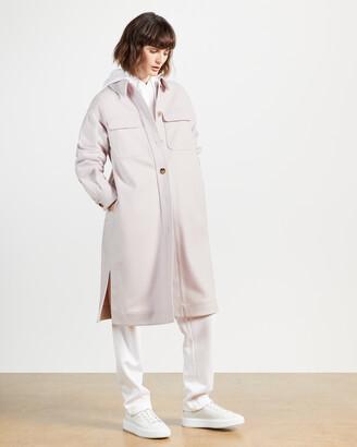Ted Baker LOMMA Utility wool blend jacket