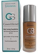 Exuviance CoverBlend Skin Caring Foundations SPF 20 Desert Sand by