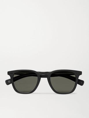 Garrett Leight California Optical Brooks X D-Frame Acetate Sunglasses