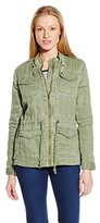 Lucky Brand Women's Soft Military Jacket