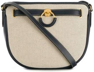 Mulberry Brockwell Canvas smooth shoulder bag