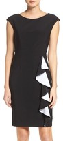 Vince Camuto Women's Stretch Sheath Dress