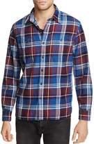 OOBE Mills Flannel Button-Down Work Shirt