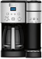 Cuisinart Coffee CenterTM SS-15 12-Cup Coffee Maker and Single Serve Brewer