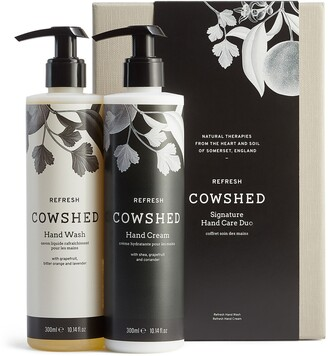 Cowshed Refresh Signature Hand Care Duo